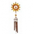 Sunflower Yellow windchime