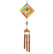 Rainbow Diamond Chime